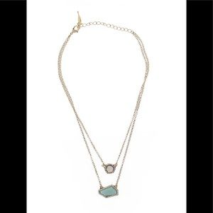 Chloe and Isabel Necklace with pouch